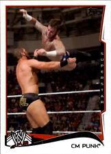 2014 Topps WWE #12 CM Punk