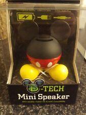 D-tech disney Mini Speaker (BRAND NEW)
