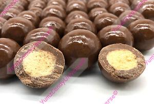 Albanese Gourmet Milk Chocolate Triple Dipped Malt Balls Candy