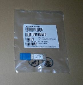IBM TAPE WRAP TOOL MINI SAS 4X 95P6566 56721JJ01 H82445 ( NEW FACTORY SEALED )