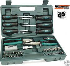 Kombi Werkzeugsatz 45 tlg VPA/GS im Koffer TOP-Qualität