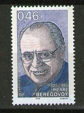 TIMBRE 3553 NEUF XX LUXE - PIERRE BEREGOVOY - 1ER MINISTRE DE F. MITTERAND