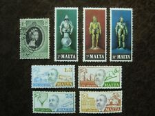 Malta 3 Sonderausgaben kpl., meist postfrisch