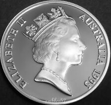 **1995 Scarce  Australian 10cent coin Proof **