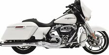 Bassani B4 2 Into 1 Exhaust System For Harley 2017 FLHT/FLHX/FLTRX Models
