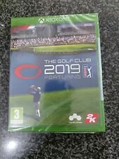 XBOX ONE GAME - THE GOLF CLUB 2019 - NEW & SEALED