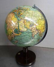 Antiker Columbus Globus Erdglobus Kolonialzeit Wirtschafts Politische Ausgabe