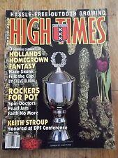 HIGH TIMES Magazine April 1993 5th ANNUAL CANNABIS CUP