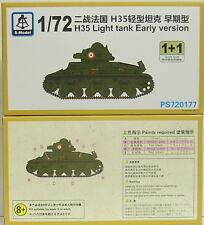 Willys MB con remolque 1/72 modelo S paquete doble escultura partes grabadas