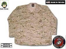 US Marine Corps USMC MARPAT Desert Digital Army Jacke coat SL Small Long