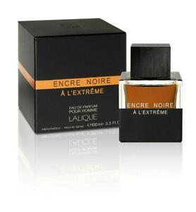 LALIQUE - ENCRE NOIRE A L'EXTREME EDP 100ML - OVP