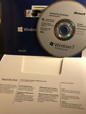 Microsoft Windows 7(32 Bit), DVD Disc & The Product Code Brand New Sealed