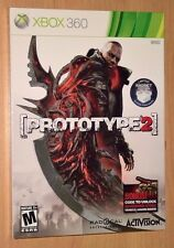 Prototype 2 Limited Radnet Edition (Microsoft Xbox 360) NEW SEALED -- Video Game