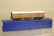 LAWRENCE SCALE MODELS STUDLEY KIT BUILT LNER LUGGAGE BRAKE VAN COACH 6781 pmc