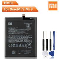 Replacement Battery BM3L For Xiaomi Xiaomi 9 MI9 M9 MI 9 BM3L Batteries 3300mAh
