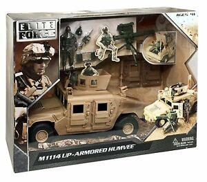 Elite Force BBI Ultimate Soldier FOV Our War M1114UP Armored Humvee