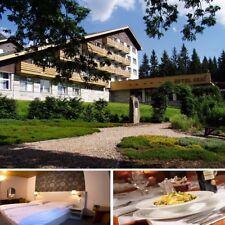 6 Tage Wellness Urlaub Böhmerwald Tschechien 4★Hotel Srni Hotelgutschein Reise