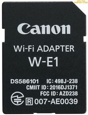Canon Wi-Fi Wifi Adapter W-E1 from JAPAN F/S with tracking number Brand NEW