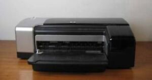 HP Officejet Pro K850dn Workgroup Inkjet Printer with Duplexer/Networking