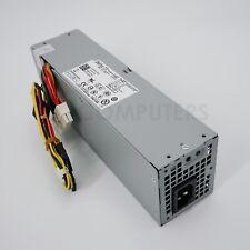 Genuine 240W Desktop PC Power Supply For Dell Optiplex 3010 7010 9010 D240ES-00