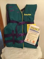 New listing Sevylor Water Safety Jacket