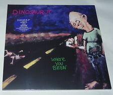 Dinosaur Jr Where You Been LP New Limited Expanded DBL *BLUE* Vinyl New/Official