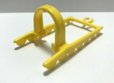 Vintage Fisher Price Little People Horse Harness Castle #993 1974-1977 Yellow
