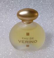 RARE Mini Eau Toilette ✿ EAU DE VERINO ✿ Perfume Miniatur Parfum (7 ml)