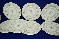 "Minton Wildmoor (7) Dinner Plates 10 5/8"""