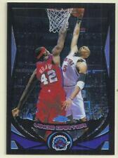 2004-05 Topps Chrome Vince Carter Black Refractor #30#269/500 Raptors