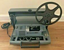 Kodak Instamatic M85 - Portable 8mm & Super 8 Film Projector - Tested & Works!