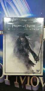 Pirati dei Caraibi - ai confini del mondo - DVD Nuovo
