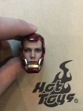 Hot Toys Pepper Potts Iron Man Head sculpt