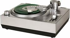 """Crosley - 3"""" Record Player - RSD3 Turntable Silver"""