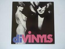 DiVinyls LP Record Photo Flat 12x12 Poster