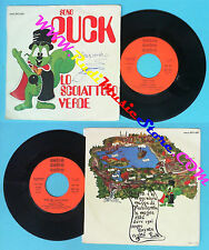 LP 45 7'' FRANCO LATINI Caro puck Dove sei stato puck? 1975 CETRA no cd mc dvd