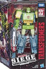 Transformers War for Cybertron Siege Voyager Class Springer Hasbro TripleChanger