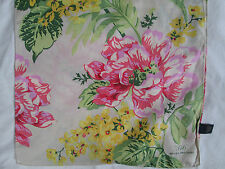 Belle écharpe foulard 100% soie -  346 BROOKS BROTHERS - TBEG  Scarf