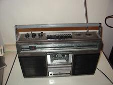 Vintage General Electric GE3-5253B AM/FM Stereo Radio Cassette