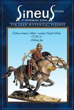 Metal kit, 54mm,  Sineus, Warrior medieval Asia.