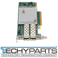 SolarFlare SFN7122F SFP+ Dual-Port 10GbE Flareon Ultra PCIe I/O Adapter SFF