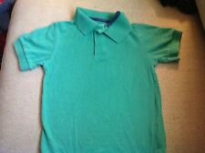 CHILDRENS PLACE Polo Shirts Lot of 2 Boys XS 4 Green and striped  short sleeve