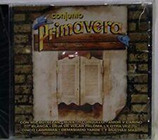 Conjunto Primavera  Con Mil Botellas   CD New
