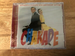 Charade Soundtrack CD Complete 50th Anniversary Edition CD