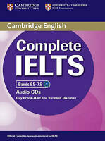 Complete. Complete IELTS Bands 6.5-7.5 Class Audio CDs (2) by Brook-Hart, Guy|Ja
