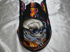 Harley Toms Asphalt Warrior 3 Doo Rag Chef Hat Do Rag Skullcap Bandana