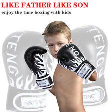 Hot Letter Boxing Sanda Fight Training Gloves For Children 8-14 Years Old New