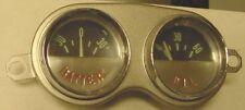 1959 1960 1961 1962 Chevrolet Corvette Battery & Oil Gauges Used Original