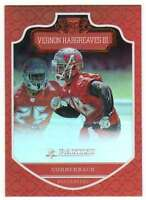 2016 Panini Football RC Shining Armor Rainbow Foil #225 Vernon Hargreaves III