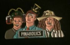 Workaholics/Pinaholics  Pin LE Sold Out